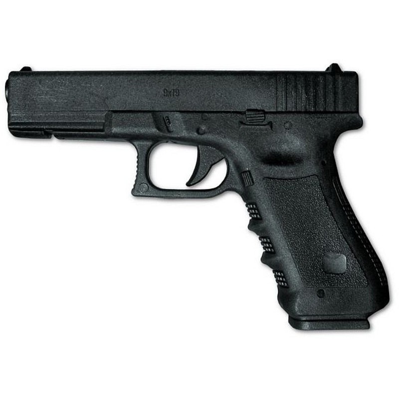 Pistolet gumowy Professional Fighter Glock 05287