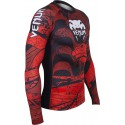 RASH GUARD VENUM Crimson Viper