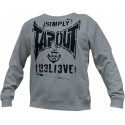 Bluza TAPOUT Seal grey