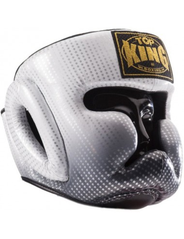 Kask Bokserski treningowy TOP KING Super Star