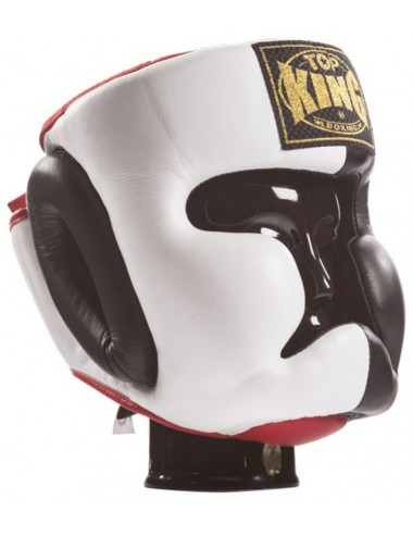 Kask bokserski Top-King TKHGEC-LV EXTRA COVERAGE