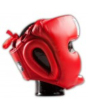 Kask Bokserski Twins HGL-3 Red