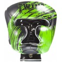 Kask Bokserski Twins Specjal Black / Green
