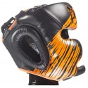 Kask Bokserski Twins Specjal FHG-TW2 black / orange
