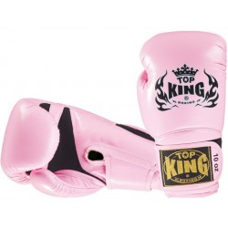 Rękawice Bokserskie Top King Super Air Pink