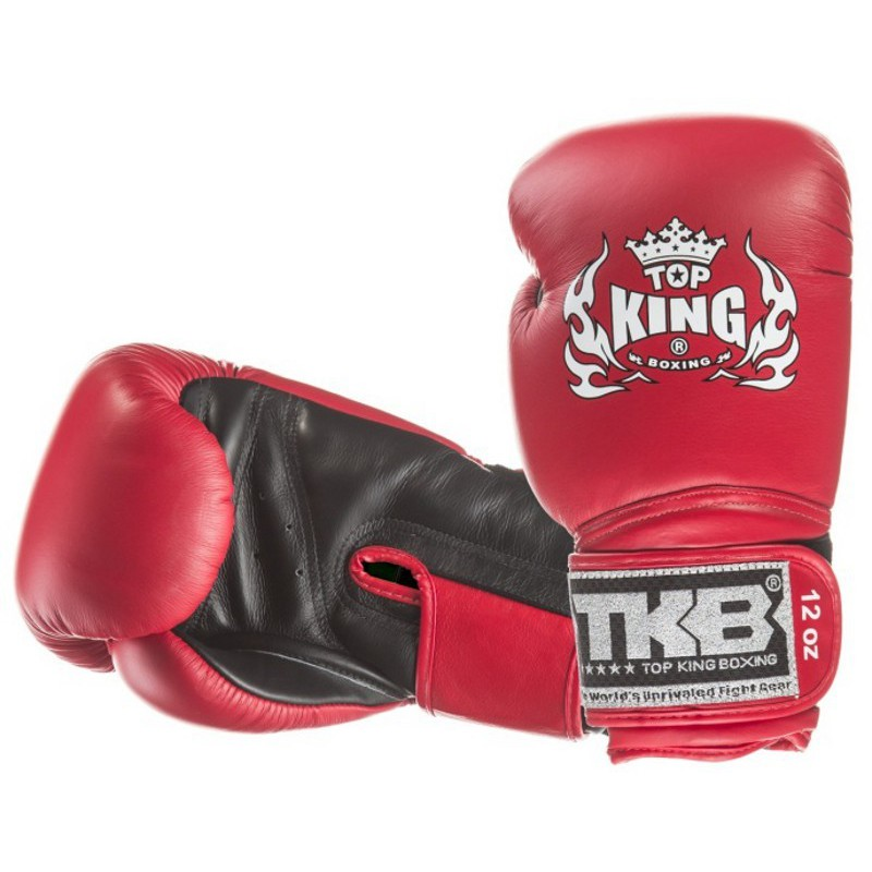 Rękawice Bokserskie Top King Super Red