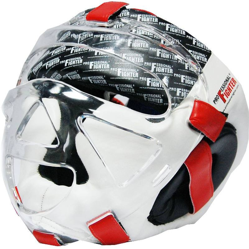 Kask Bokserski Professional Fighter Face Protect NEV