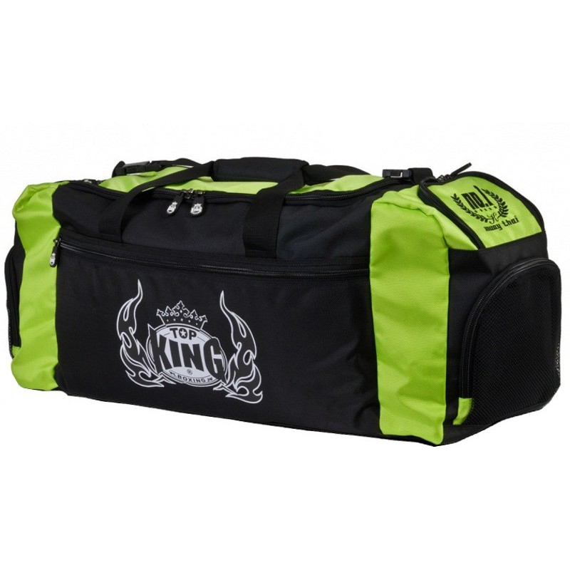 Torba Sportowa TOP KING Green / Black