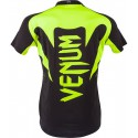 Koszulka T-Shirt VENUM Hurricane X-Fit TEE Yellow