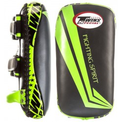 Tarcze PAO TWINS FKPL-43 Fight Spirit Black / Yellow  2szt.