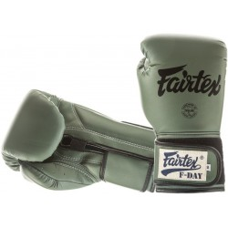 Rękawice bokserskie FAIRTEX  F-DAY BGV11 GREEN