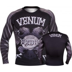 Rashguard Venum Black Eagle