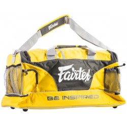 Torba sportowa FAIRTEX BAG2 Yelow