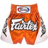 Spodenki tajskie FAIRTEX BS0649 Orange