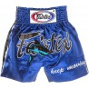 Spodenki Muay Thay FAIRTEX BS0645 Blue