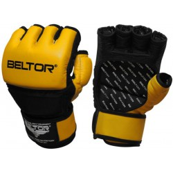 Rękawice MMA BELTOR ONE  yellow