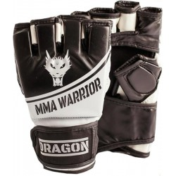 Rękawice MMA Dragon Warrior black