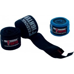 Owijki bokserskie Professional Fighter Gel ZONE