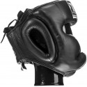 Kask Bokserski  TOP KING EXTRA COVERAGE BLACK