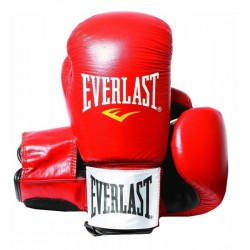 Rękawice bokserskie EVERLAST Fighter RED