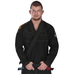 Kimono GROUND GAME CHAMPION GI BJJ BLACK
