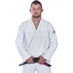 Kimono GROUND GAME CHAMPION GI BJJ WHITE