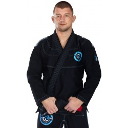 Kimono GROUND GAME BALANCE 2 GI BJJ BLACK