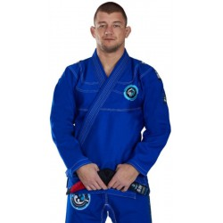 Kimono GROUND GAME BALANCE 2 GI BJJ BLue