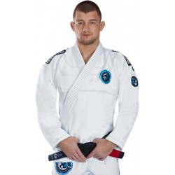 Kimono GROUND GAME BALANCE 2 GI BJJ WHITE