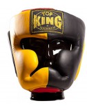 Kask Bokserski  TOP KING EMPOWER CREATIVITY B/G