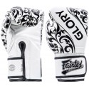 RĘKAWICE BOKSERSKIE FAIRTEX GLORY WHITE