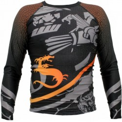 RASHGUARD DRAGON Cage Fighter