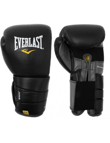 Rękawice bokserskie Leather EVERLAST PROTEX 3