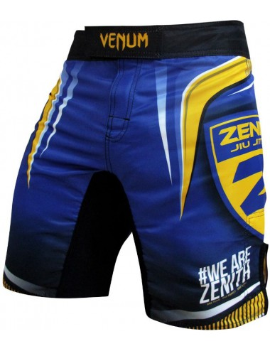 Spodenki BJJ VENUM Zenith Fight Blue