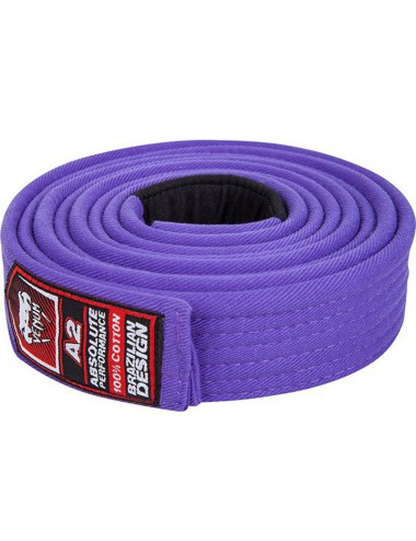 Pas do kimon BJJ Gi VENUM Purpurowy