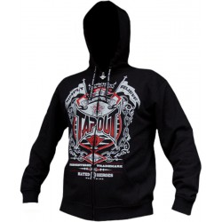 Bluza TAPOUT Heroes czarna