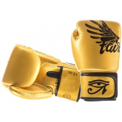Rękawice bokserskie FAIRTEX BGV1 GOLD FALCON