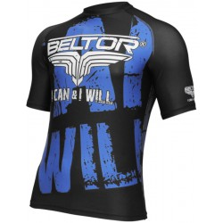 Rashguard Beltor I Can & I Will Shortsleeve