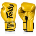 Rękawice bokserskie FAIRTEX SUPER SPARRING BGV18 GOLD