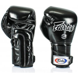 Rękawice bokserskie FAIRTEX ANGULAR SPARRING BGV6 black