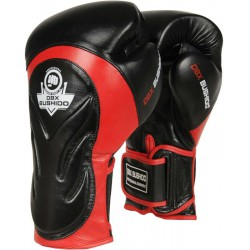 Rękawice bokserskie BUSHIDO BB4 Black / Red