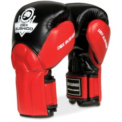 Rękawice bokserskie BUSHIDO BB1 Black/Red