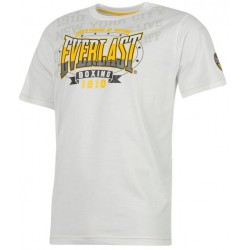 T-Shirt EVERLAST White G