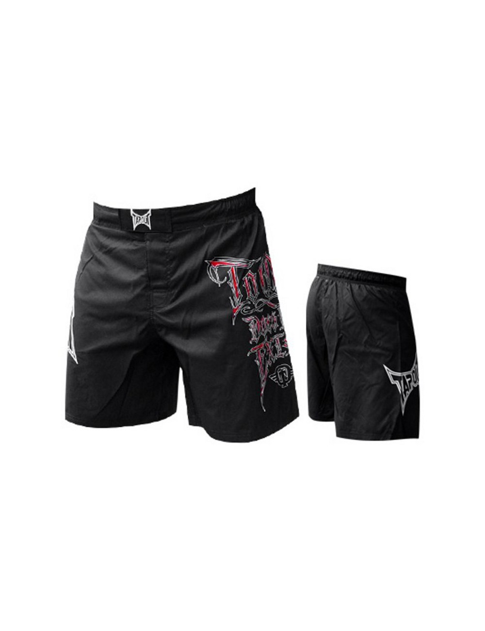 Spodenki MMA TAPOUT Never Quit