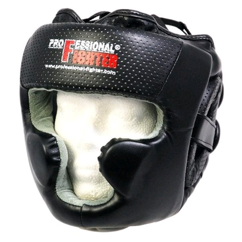 Kask Teningowy Professional Fighter PU